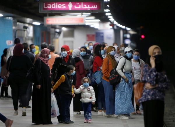 مصر: إصابات (كورونا) تتراجع إلى أقل مستوى منذ أواخر مارس
