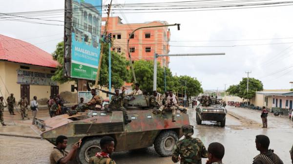 """الجيش الصومالي يعلن تصفية 50 عنصرًا من """"حركة الشباب"""""""