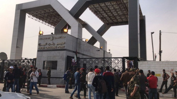 """بالأسماء: داخلية غزة تعلن كشف """"تنسيقات مصرية"""" للسفر غداً الثلاثاء"""