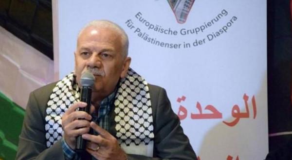 اللجنة التنفيذية تستنكر اعتقال المناضل عمر شحادة