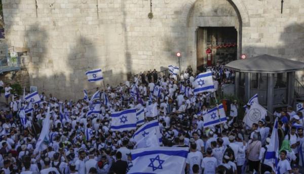 وزير إسرائيلي: أجرينا تقييماً للوضع ومسيرة الأعلام ستعقد بالشكل المتفق عليه