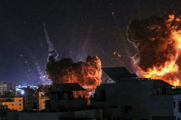 وزير الخارجية العراقي يعقد اجتماعيْن بالدوحة لمناقشة التهدئة في قطاع غزة