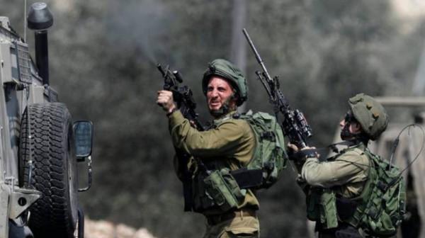 إصابة طفل وعمه برصاص الاحتلال واعتقالهما في الجفتلك