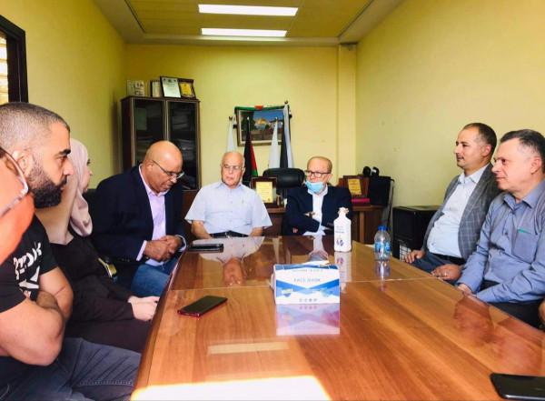 عقد اتفاقية تفاهم بين هيئة الأسرى وجامعة القدس أبو ديس بشأن حوكمة مركز أبوجهاد