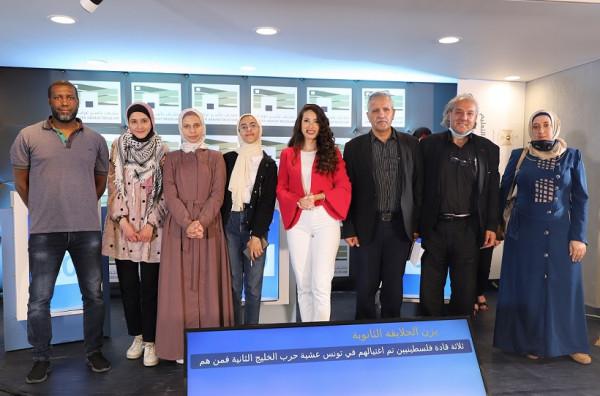 مدرسة يزن الحلايقة تفوز بالمركز الأول بالحلقة الثانية في مسابقة المعرفة الوطنية بموسمها الرابع