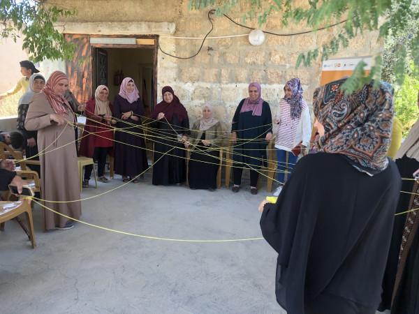 """افتتاح فعاليات مشروع """"إعادة انتاج ثقافة قائمة على العدالة والحماية الاجتماعية"""""""