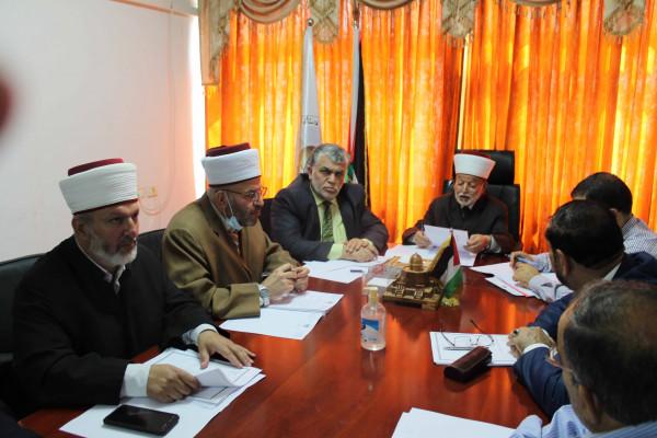 مجلس الإفتاء يدعو العرب والمسلمين للذود عن رسولهم الكريم
