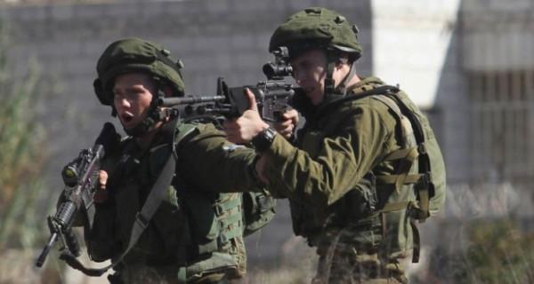 إصابة شاب بشظايا رصاص الاحتلال في قرية النبي صالح