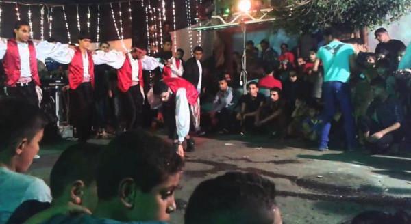 غزة: قرار من الشرطة بشأن إقامة الحفلات في الأماكن العامة بدءاً من اليوم