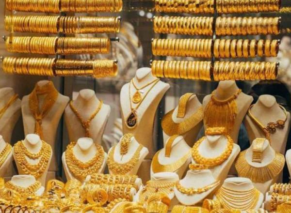 أسعار الذهب في أسواق فلسطين اليوم السبت