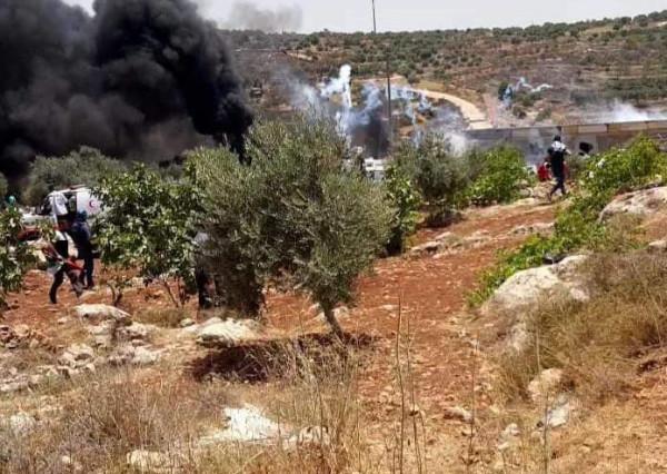 بيتا في مواجهة الاحتلال والحاجة إلى القيادة الفلسطينية