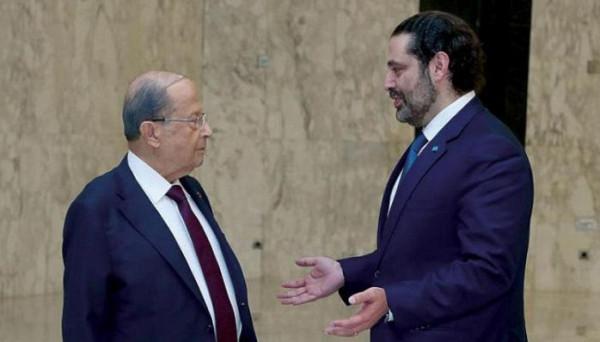 """الرئيس اللبناني: """"عقبات داخلية وخارجية"""" تقف أمام عملية تشكيل الحكومة"""