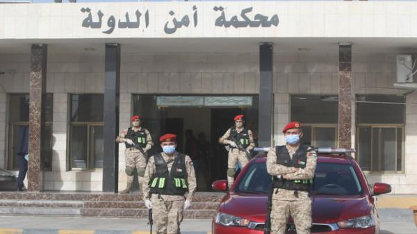"""الأردن: محكمة أمن الدولة تحدد موعد أولى جلساتها بقضية """"الفتنة"""""""