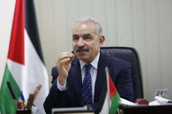 اشتية: نشيد بموقف سلطنة عمان الثابت في دعم القضية الفلسطينية