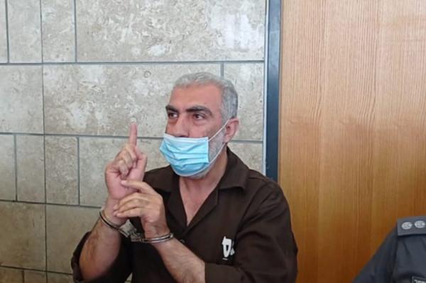 محكمة الاحتلال تقرر الإفراج عن الشيخ كمال خطيب بشروط مقيدة