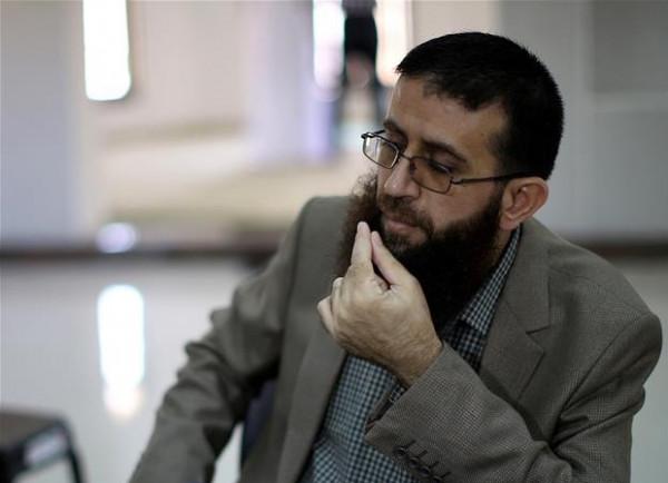 جلسة استئناف للأسير الشيخ خضر عدنان في 23 يونيو الجاري