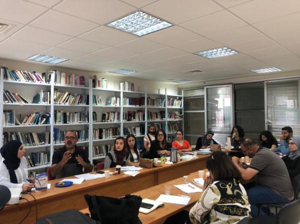 مركز بيسان للبحوث والإنماء يعقد جلسة لقطاع الحماية الاجتماعية لنقاش ورقة بحثية