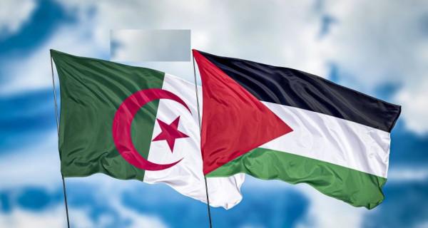 (فتح) تهنئ أمين عام جبهة التحرير الوطني الجزائري بفوزها بالانتخابات
