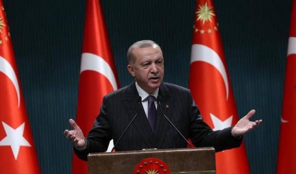 أردوغان: هذا الفيروس أخطر من (كورونا)