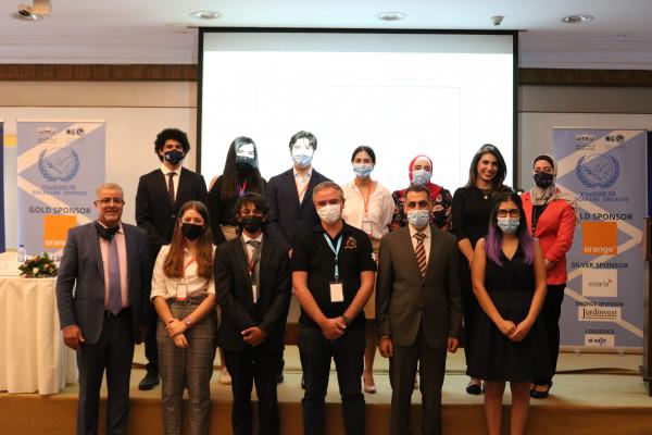انطلاق أعمال مؤتمر نموذج الأمم المتحدة للشباب