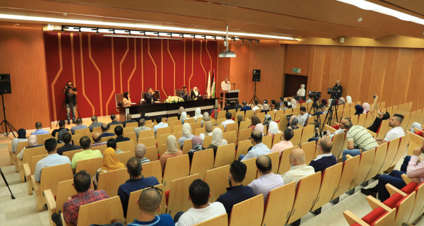 الجامعة العربية الأمريكية: انطلاق العمل للحصول على برنامج الجودة الأكاديمي الأوروبي لكلية طب الأسنان