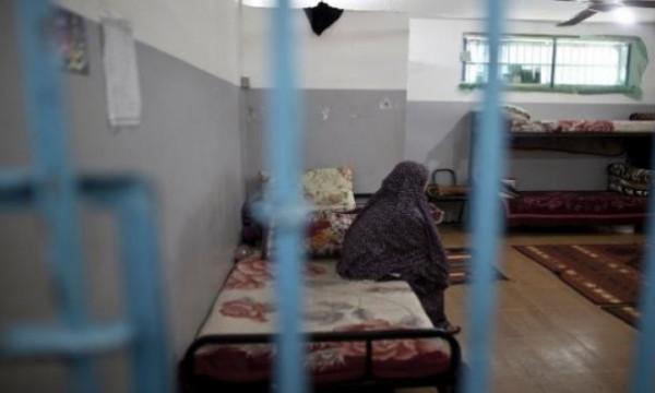 مركز فلسطين: 38 أسيرة فلسطينية مغيبات في سجون الاحتلال