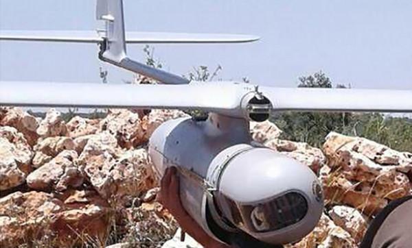 تحطم طائرة إسرائيلية مسيّرة شمال الضفة الغربية 9999125277