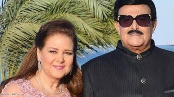 """دلال عبدالعزيز لسمير غانم """"خليه يشد حيله"""".. بالتفاصيل المؤثرة"""