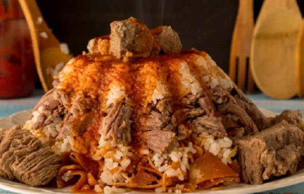طريقة تحضير فتة اللحم بالخل والثوم لعيد الأضحى