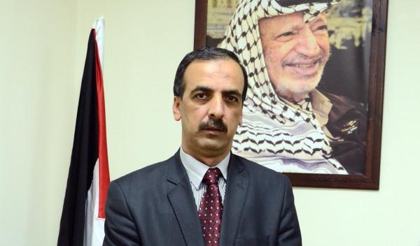 الحايك يهنئ الشعب الفلسطيني والأمة العربية والإسلامية بعيد الأضحى