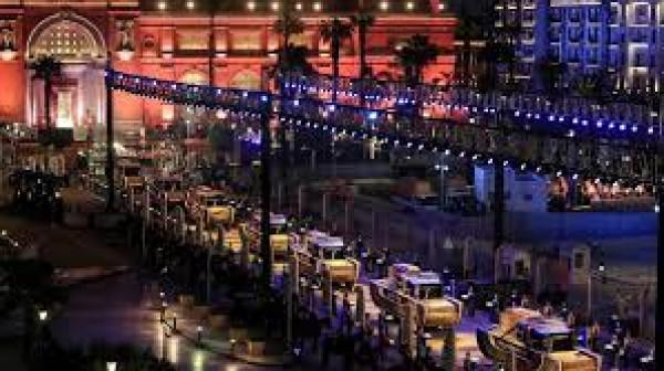 التايم الأمريكية تختار القاهرة ضمن 100 وجهة استثنائية لعام 2021