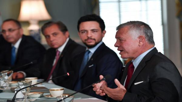 الملك عبدالله: الجميع يدفع الثمن عندما يكون هناك عدوان على غزة