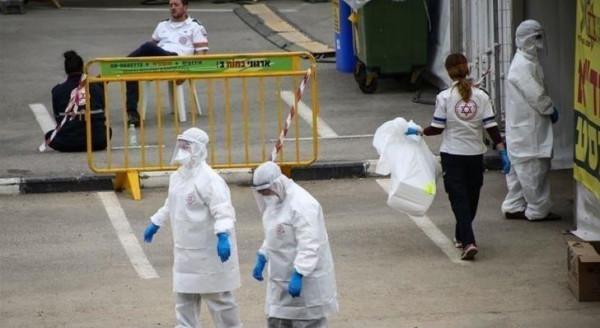"""""""إسرائيل"""" تسجل 1381 إصابة بفيروس كورونا"""