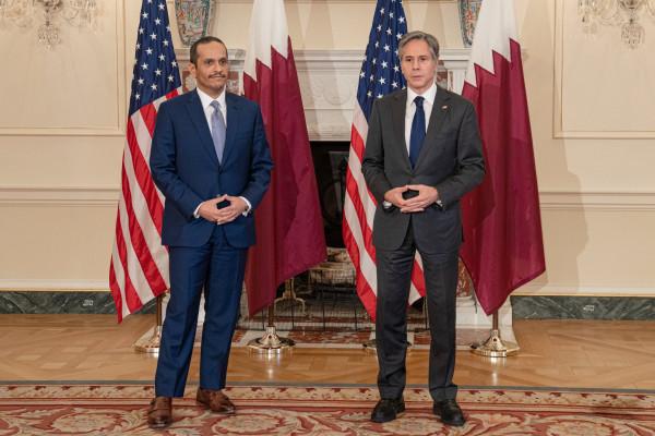 وزير الخارجية القطري: استقالة الحريري أضعفت الأمل بتشكيل حكومة في لبنان