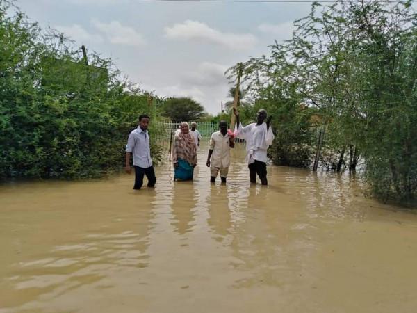 السودان: ارتفاع غير مسبوق في مناسيب النيل الأزرق وتخوفات من فيضانات
