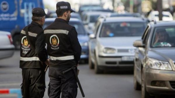 المرور بغزة: حركة مرورية هادئة صباحاً وإصابة خطيرة بحادث سير شمال القطاع أمس