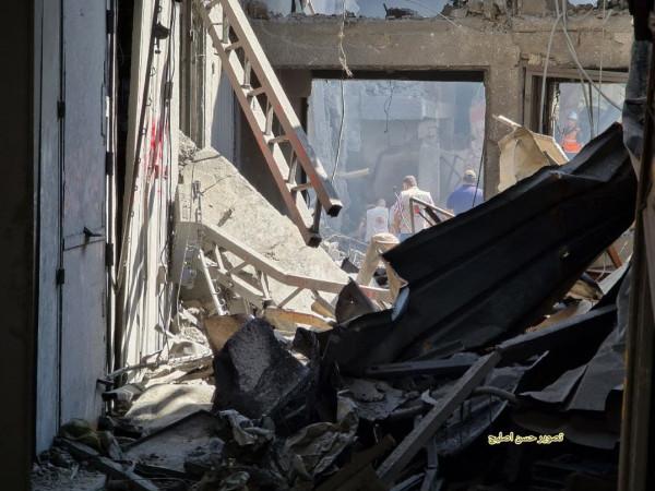 غزة: القوى الوطنية والإسلامية تطالب المركز الفلسطيني بالتراجع عن بيانه المتعلق بحادث سوق الزاوية