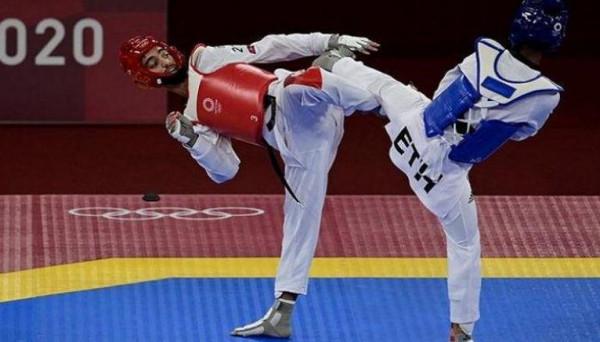 أول ميدالية عربية بأولمبياد طوكيو 2021.. تعرف على صاحبها