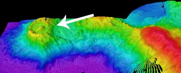 شاهد: اكتشاف غريب ومثير للجدل في المحيط الهندي