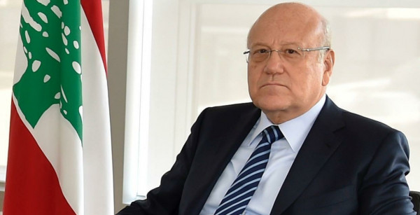 لبنان: نجيب ميقاتي يحصل على الأصوات اللازمة لتشكيل الحكومة