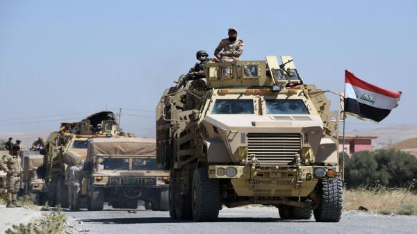 القوات العراقية تطلق عملية عسكرية جديدة لملاحقة تنظيم الدولة