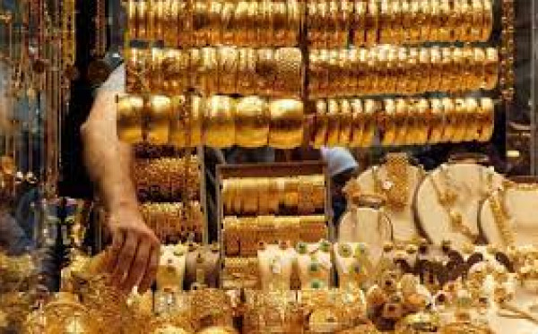 أسعار الذهب في فلسطين اليوم الثلاثاء