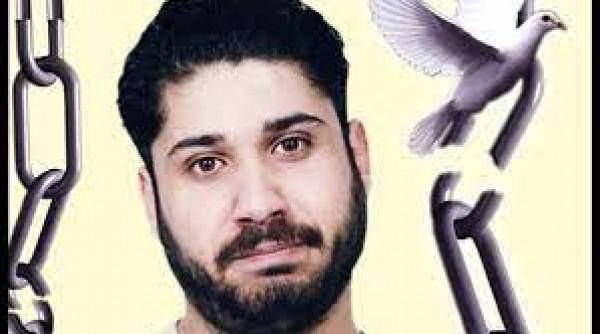 """هيئة الأسرى: نقل الأسير إياد حريبات من مستشفى """"سوروكا"""" إلى """"عيادة سجن الرملة"""""""