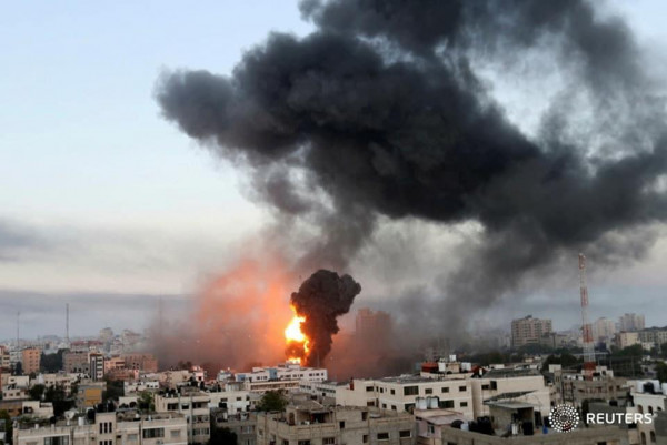 معلقة على تقرير (هيومن رايتس ووتش).. حماس تدعو لمحاسبة الاحتلال وتقديم قادته للمحاكم الدولية