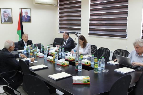"""مجلس """"المواصفات والمقاييس"""" يعتمد 95 مواصفة فلسطينية جديدة ومحدثة"""