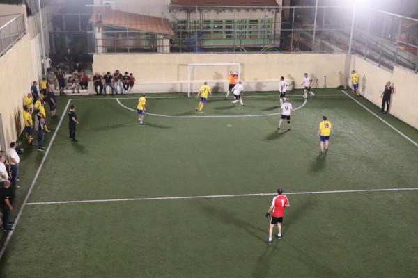 """اختتام دوري كرة القدم """"دافيدي أستوري"""" بفوز فريق بلدية بيت لحم"""