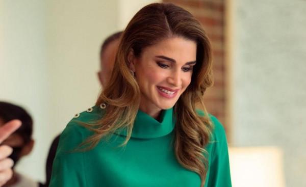 شاهدي ماذا ارتدت الملكة رانيا العبد الله في الولايات المتحدة