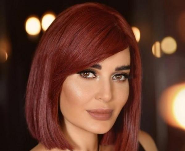 شاهدي: جمال الفنانات بالشعر الأحمر الملفت