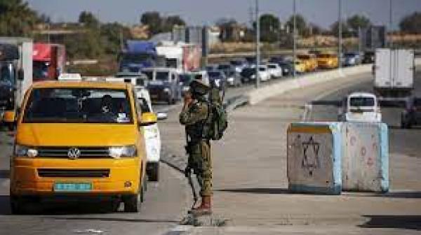 إصابات خلال مواجهات مع الاحتلال قرب حاجز تياسير