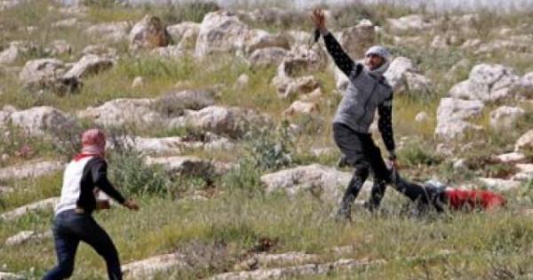 طوباس: الاحتلال يعتقل 12 مواطنًا خلال مشاركتهم في مسيرة ضد الاستيطان